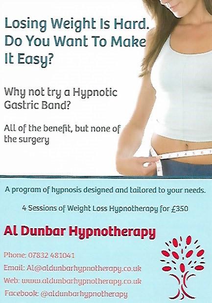 Hypnotherapy Nuneaton